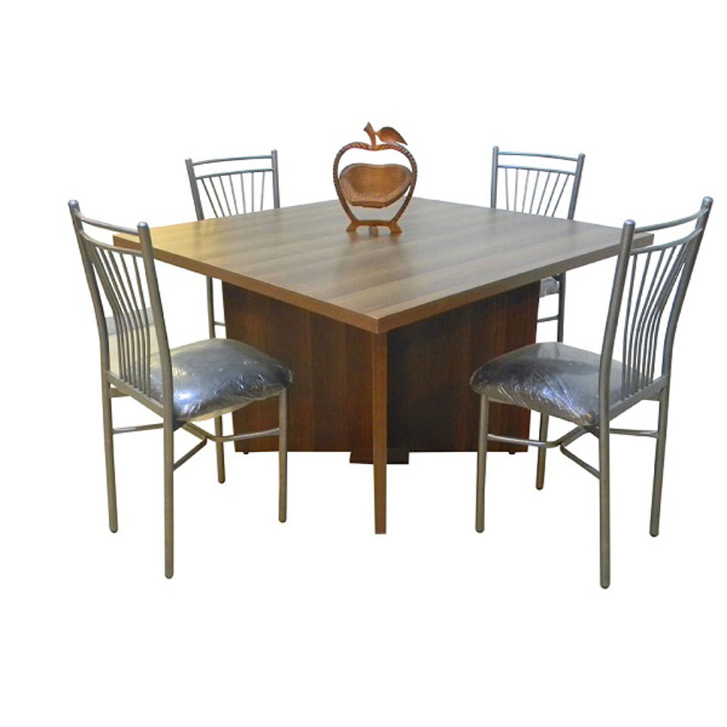 Simple 4 Persons Dining Table