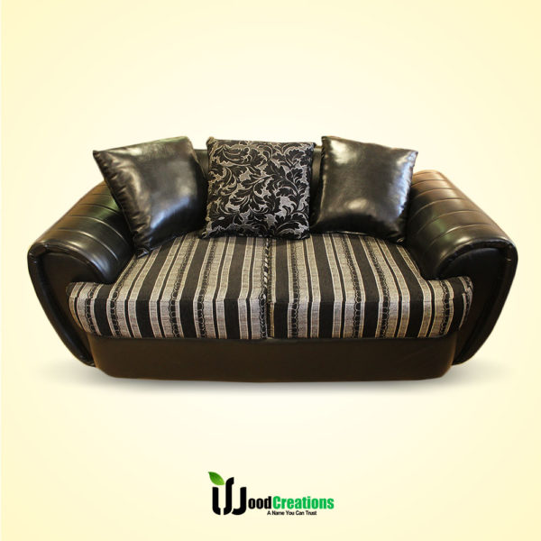 Candy Style Sofa Set with Cushions
