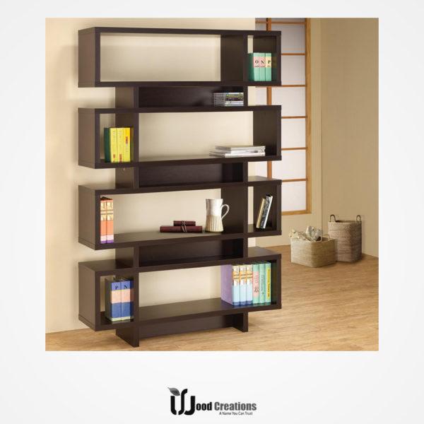 Italian Book Rack Woodcreations
