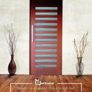 Urban Door ,Wooden Door, Solid Wood