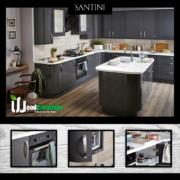 aluminium profile shutter, aluminium trim, customized kitchen, economical, furniture accessories, glass work, kitchen, kitchen appliances, PVC edging, sheet