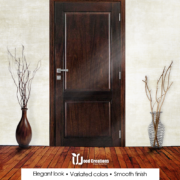Urban Door ,Wooden Door, Door, Solid Glass Door, Ash wood door, Flush Door