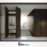 Furniture, Wardrobe, Drawer, Wood, Solid Wood,Double Door Wardrobe