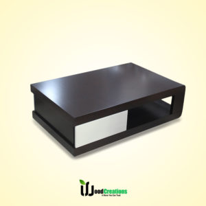 Box Style Center Table