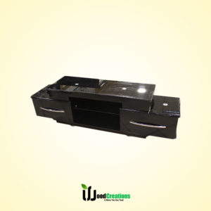 Multipurpose LED Rack with Storage