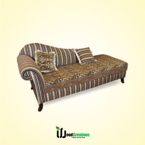 New Style Elegant Deewan One Arm With Cushion