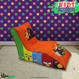 Kids Bean Bag Orange