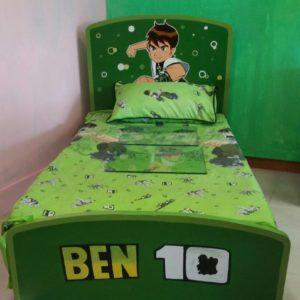 Ben10 Bed