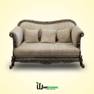 Classic Chinoti Style Sofa Set with Cushions