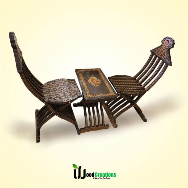 Chinoti Curve Style Chair