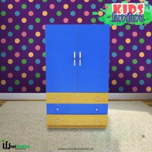 Kids Wardrobe 3 Drawer